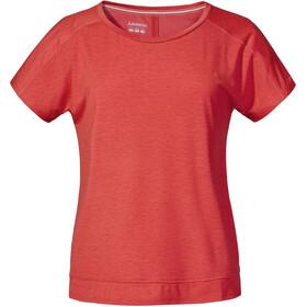 Schöffel Riessersee2 T-shirt Damer, rød